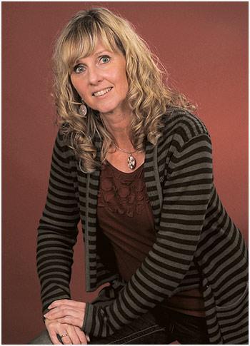 Kirsten Forster Portrait